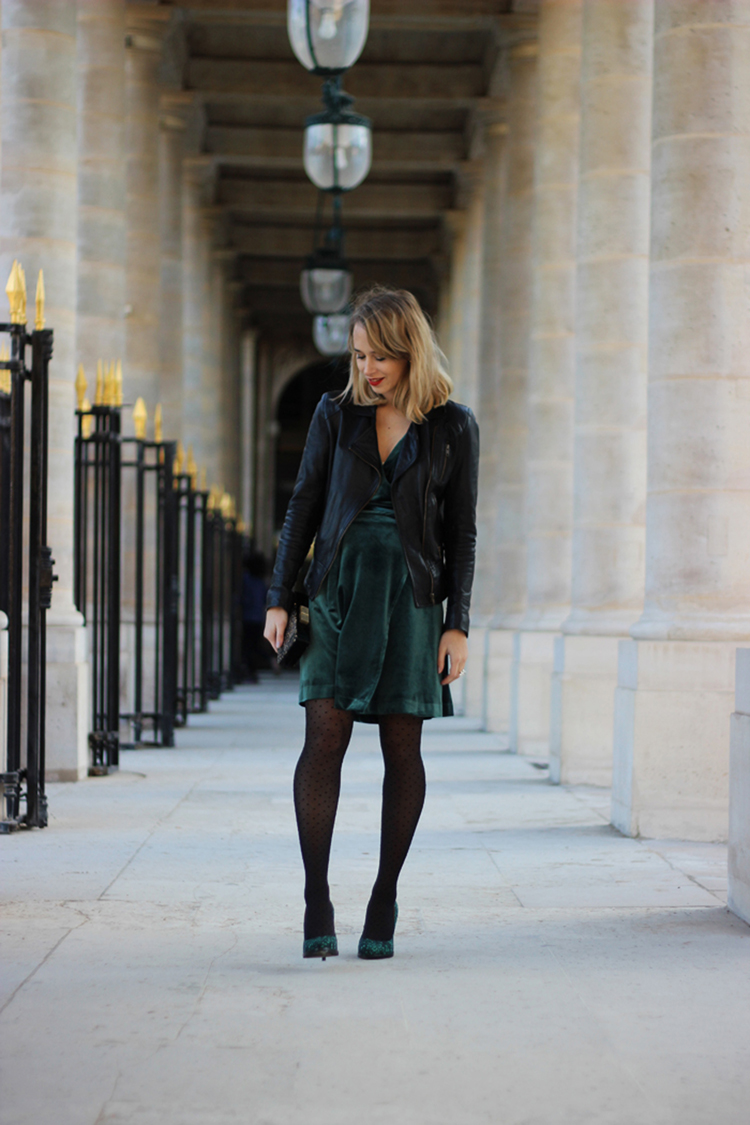 parisian-blogger-streetstyle-robe-tenue-de-soiree-new-look-2016-robe-velvet