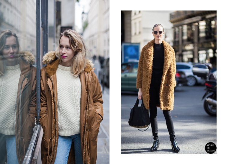 parisian-fashion-blogger-blonde-parka-monki-reflection
