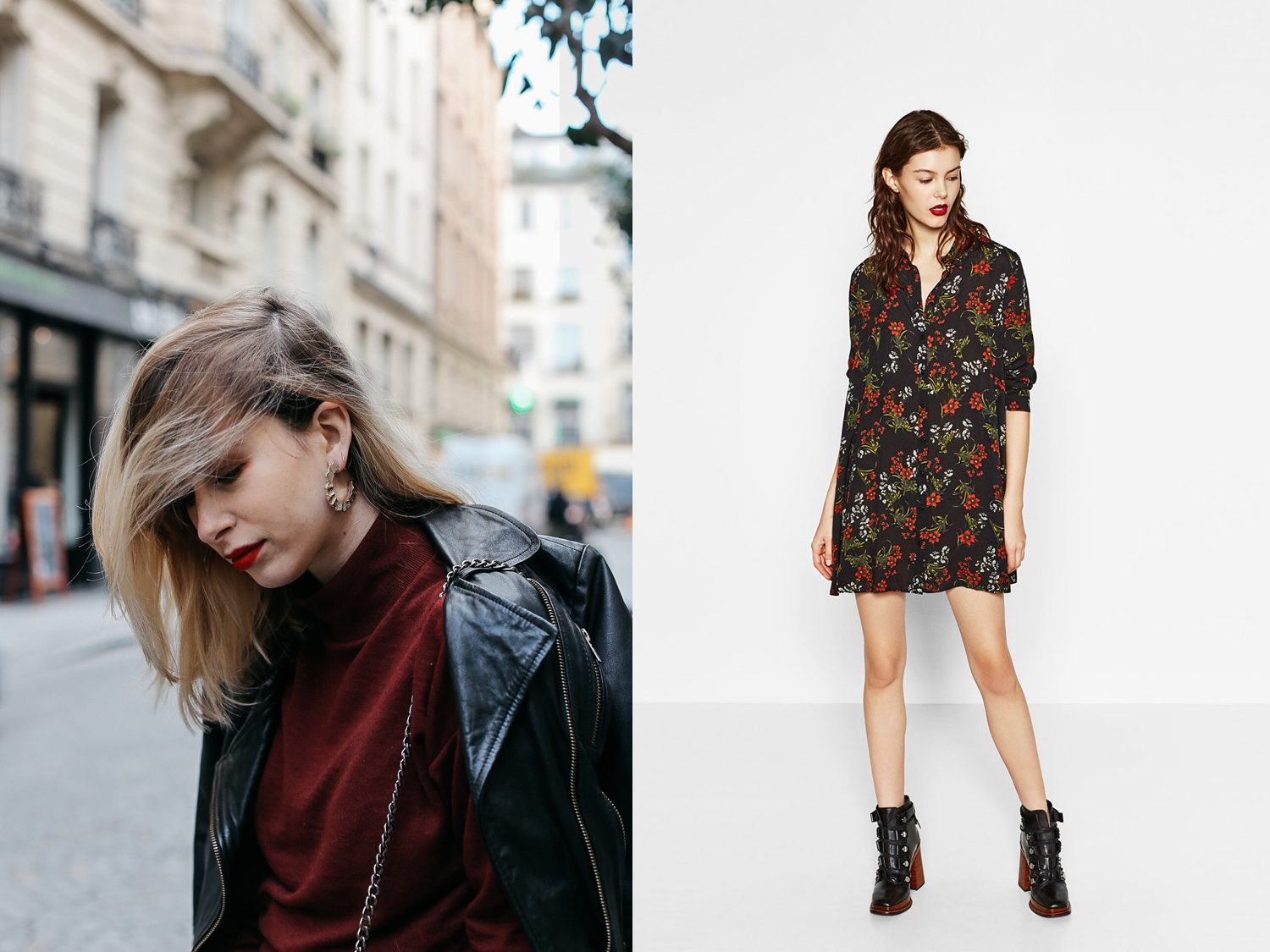parisian-fashion-blogger-zara-dress-flowers