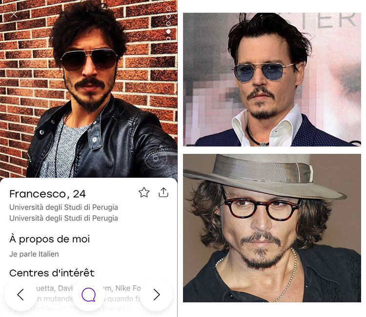 Sosie-Johnny-Depp-badoo
